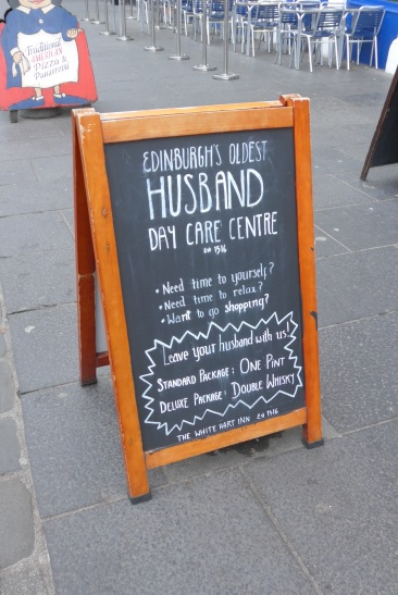 Husband day care centre :)