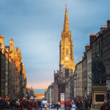 Le Royal Mile
